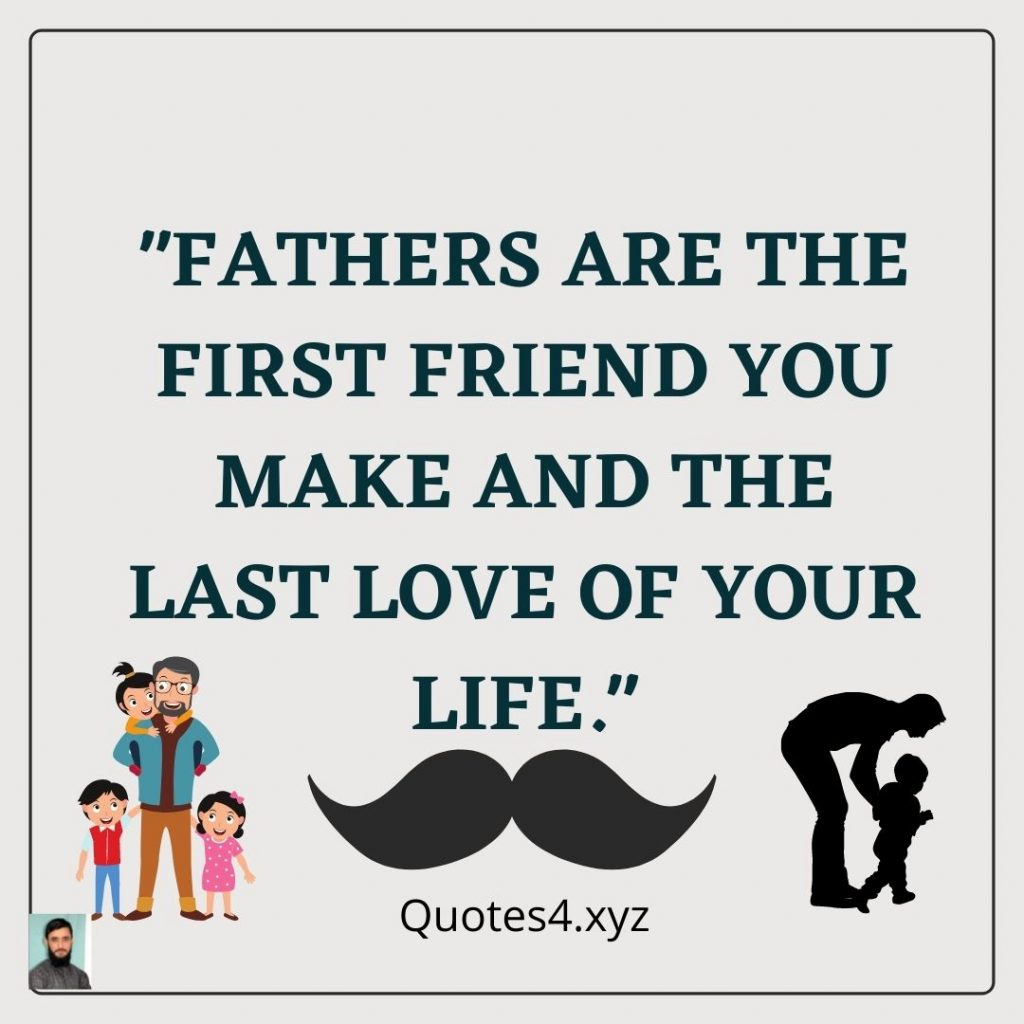 Father Quotes In English HD Images Download